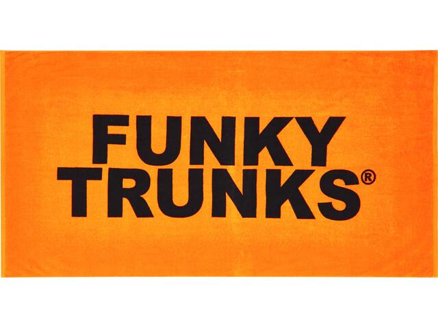 Funky Trunks Towel - Toallas - naranja